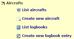 Logbook Management